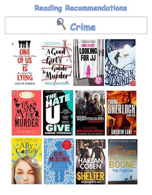 crime website