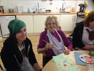 Balhousie Care Volunteering Project